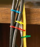Nylon Cable Ties - Pkg. of 72