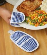 Microwave Mitts - Set of 2