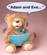 Bible Story Bear