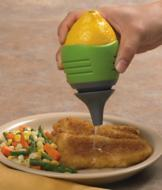 Squeeze and Store Juicer