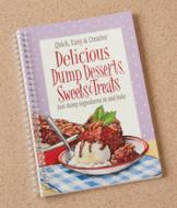 Dump Desserts, Sweets and Treats Recipe Book