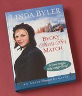 Becky Meets Her Match - Linda Byler