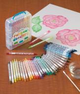 Rainbow Doodlers - Set of 36