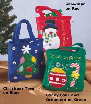 Christmas Tote Bag - Each