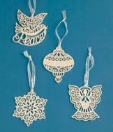 Crystal Keepsake Ornament - Each