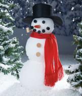 Snowman Kit - 13-Pc. Set
