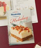 Philadelphia Holiday Desserts Cookbook
