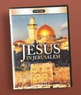 Jesus in Jerusalem DVD