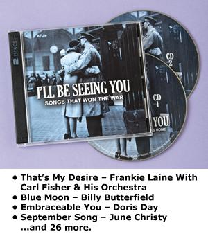 I'll Be Seeing You - 2-CD Set
