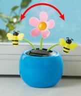 Solar Dancing Flower