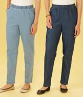 Pull-On Comfort Fit Jeans