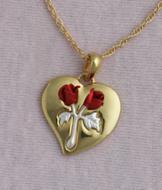 Gift of Love Heart Pendant
