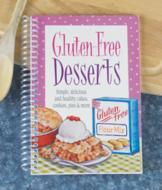 Gluten-Free Desserts Cookbook