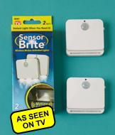 Sensor Brite Motion Lights - Set of 2