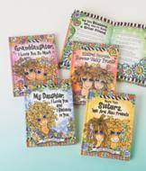 Suzy Toronto Gift Book - Wacky Friends
