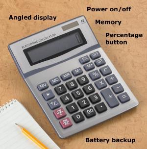 Desktop Calculator