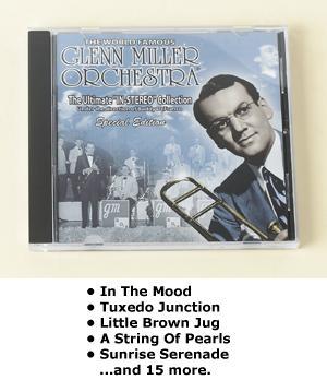 Glenn Miller Orchestra CD