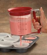 Batter Dispenser/Gravy Separator