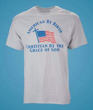 American Christian T-Shirt - Medium