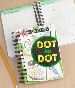Dot to Dot Mini Book