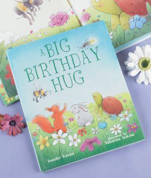 A Big Birthday Hug Book