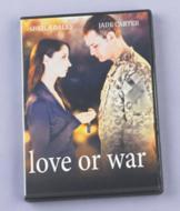 Love or War DVD