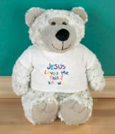 Melissa & Doug Jesus Loves Me Bear