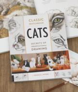 Cats Sketchbook - Patricia J. Wynne