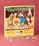 Hat Box Puzzle