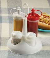 Condiment Caddy - 5-pc. Set