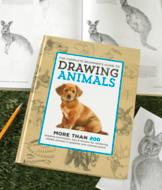 Beginner's Guide to Drawing Animals Book