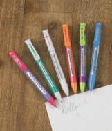 Bible Message Pens - Set of 6