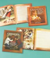 Grandparent Memory Book - Grandma