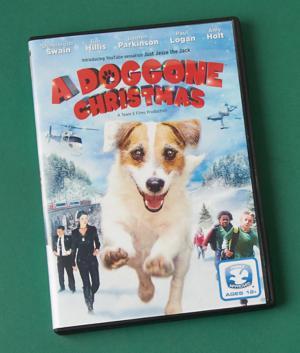 A Doggone Christmas DVD