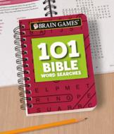 Brain Games 101 Bible Word Searches Book