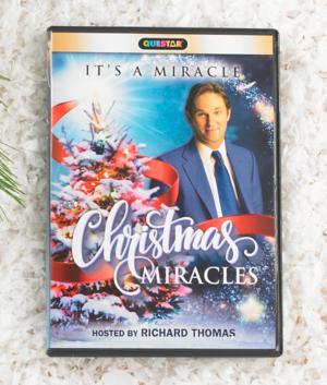 Christmas Miracles DVD