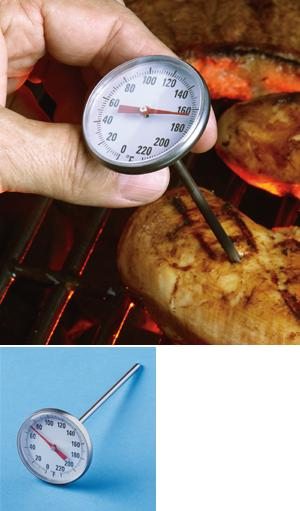 Easy Read Meat Thermometer