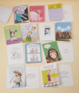 Humor Birthday Cards - Set of 24