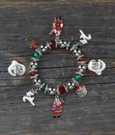Holiday Charm Bracelet