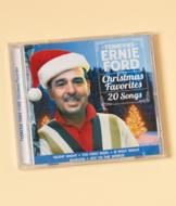 Tennessee Ernie Ford Christmas Favorites CD