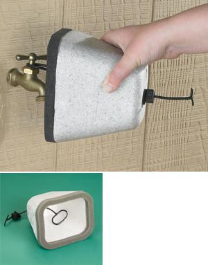 Outdoor Faucet Protector