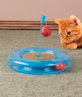 Track and Chase Cat Toy