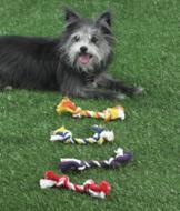 Mini Rope Toys - Set of 4