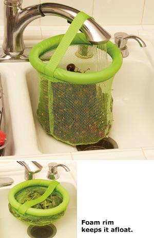 Produce Washing Net