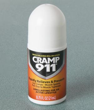 Cramp 911 Muscle Relaxer - 0.71-oz.