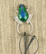 Frog Eyeglasses Holder