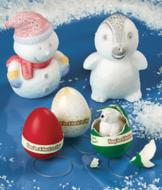 Super Grow Egg Ornaments - Set of 3
