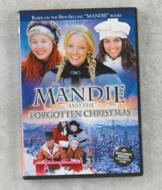 Mandie and the Forgotten Christmas DVD