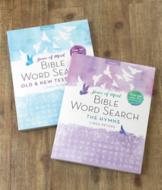 Large-Print Bible Word Search - Old and New Testaments