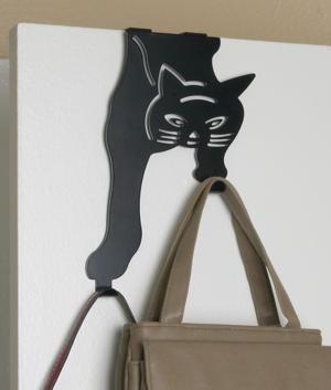 Cat Over-the-Door Hook